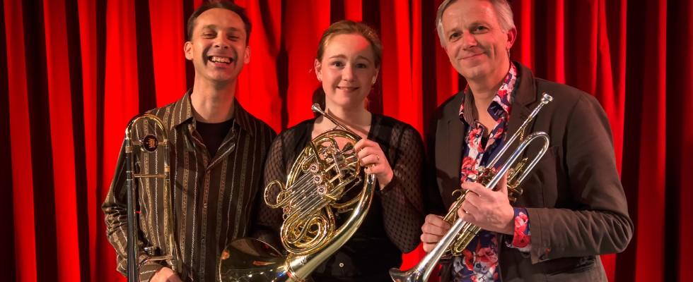 Drie ervaren musici
