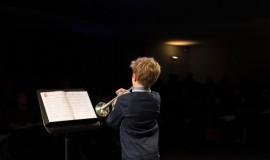 Trompettist Jasper Rijken speelt Lotus Blossom – Finale Jan Pasveer Concours 2016